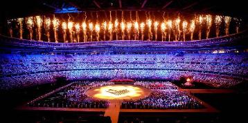 08月08日 东京奥运会闭幕式 完整录像回放